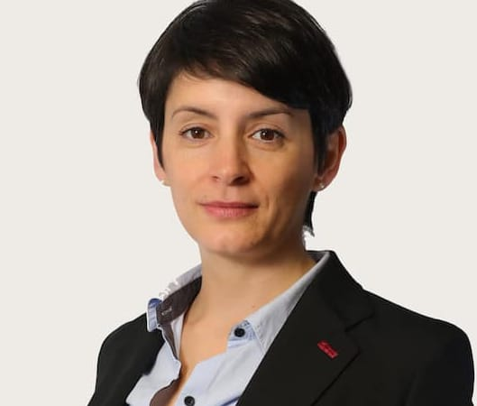 Florence Préault, Responsable de la communication